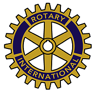 Gold and Blue 2D Rotary Wheel